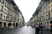 The Old City of Berne In Switzerland — Stock Photo