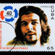 Che Guevara Postage Stamp — Stock Photo #46565109
