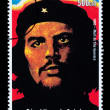 Che Guevara Postage Stamp — Stock Photo #46567393