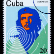 Che Guevara Postage Stamp — Stock Photo #46567519
