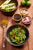 Asian Ingredients — Stock Photo