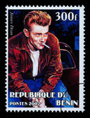 James Dean Postage Stamp — Stock Photo