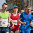 Marathon runners — Stock Photo #46705933