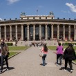 Постер, плакат: The Old Museum Altes Museum on the Museum Island in Berlin