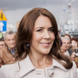 Постер, плакат: Princess Mary of Denmark visit Poland
