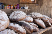 Traditional Polish bread — Stock Photo