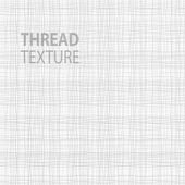 Light Thread fabric texture — Stock Vector