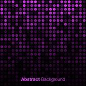 Abstrakt violett bakgrund — Stockvektor