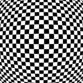 Abstract Black - White Geometric Background. — Wektor stockowy