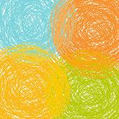 Tło grunge kolorowy — Wektor stockowy
