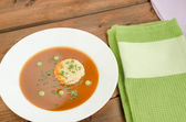 Goulash soup — Stockfoto