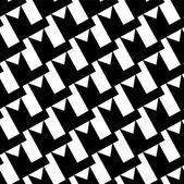 Geometry cute seamless pattern — Stock Vector