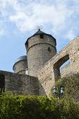 Castle in Greifenstein — Stock Photo