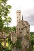 Lichtenstein Castle — Stock Photo