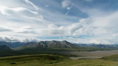 Denali National Park, Alaska — Stock Video