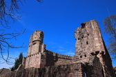 Dilsberg Castle, Germany — Stock Photo