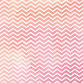 Pink and Orange Girly Chevron Background — Stock Photo