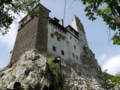 Dracula Castle, Romania. — Stock Photo
