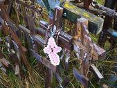 Collina delle croci, lituania — Foto Stock