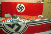 Nazi artifacts, hitler, — Stock Photo