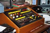 Vintage Sound Studio — Stock Photo