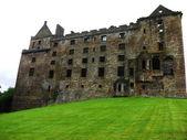 Burg in schottland — Stockfoto