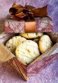 Almond cookies  — Stock Photo