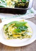 lasagna — Foto de Stock