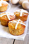 Hot cross cakes  — Foto de Stock