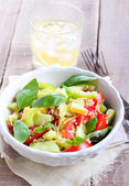 蔬菜沙拉 — 图库照片