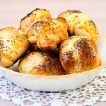 Breakfast rolls  — Stock Photo #48178411