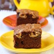 Peanut butter brownies   — Stock Photo #48187155