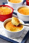 Citrus pudding  — Stockfoto