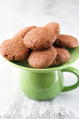 Lenten cookies — Stock Photo