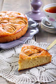 Apple cake  — Foto de Stock