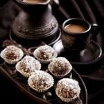 Homemade sweet balls — Stock Photo #51013209