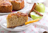 tea cake — Stock Photo