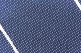 Solar cel panel close up, detail — Stock Photo