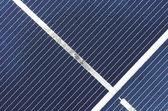 Solar cel panel close up, detail — Foto Stock