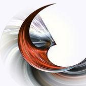Energetic form — Stock Photo