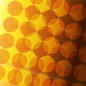 абстрактный геометрический рисунок — Cтоковый вектор