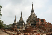Ayutthaya Thailand — Stock Photo
