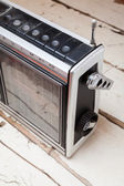 Old radio — Stock Photo