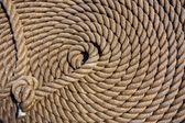 Background deck sailing ship — Stock Photo