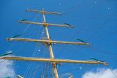 Sailing vessel Mir — Stock Photo