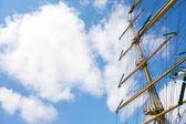 航行船只米尔 — 图库照片