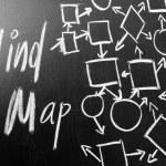 Communication mapping — Stock Photo #47720195