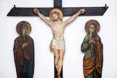 Crucifixion scene of Jesus — Stockfoto