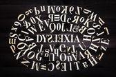 Dyslexia concept — Стоковое фото