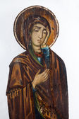 Handgjorda bysantinska ikoner — Stockfoto
